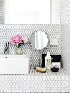 Residence III - Editorial - Jonas Ingerstedt photography My New Room, Mosaic, Editorial, Mirror, Bathroom, Interior Ideas, Photography, House, Furniture
