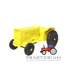 PN McCormick International Traktor gelb ca. 1/43