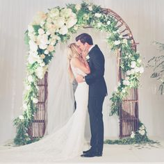 The official site of Lauren Conrad is a VIP Pass. Here you will get insider knowledge on the latest beauty and fashion trends from Lauren Conrad. Save The Date Wedding, Our Wedding Day, Perfect Wedding, Wedding Ceremony, Dream Wedding, Ceremony Arch, Wedding Bride, Wedding Kiss, Wedding Scene