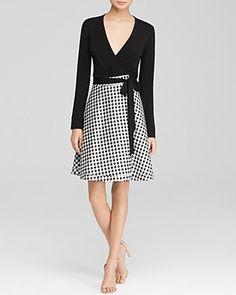 DIANE von FURSTENBERG Wrap Dress - Bloomingdale's Exclusive Amelia | Bloomingdale's
