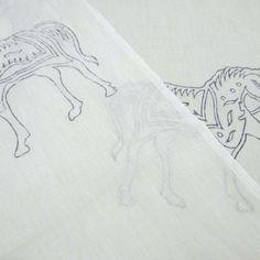 Sold by Yard Indian Hand Block Print Cotton Fabric Natural Dyed Batik Fabric #23 #Handmade