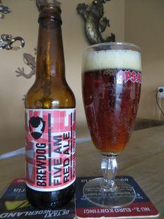 Brewdog Five AM Red Ale 5%