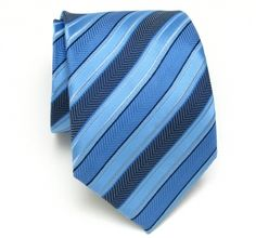You only live once so get this   Blue Contrast Striped Tie http://www.fashion4men.com.au/shop/tiesncuff/blue-contrast-striped-tie/ #Blue, #Contrast, #Fashion, #Men, #Menfashion, #Mensaccessories, #Mensgoods, #Mensstyle, #MenswearTies, #RobertoLorenCollection, #Striped, #Tie, #Tiesncuff