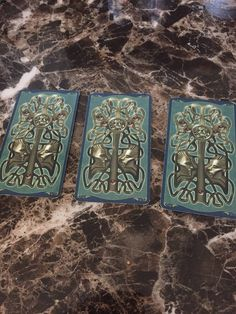 A personal favorite from my Etsy shop https://www.etsy.com/ca/listing/523281161/3-card-celtic-faeries-tarot-past-present