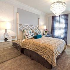 Headboard Ideas – Bedroom Headboard Styles - Good Housekeeping
