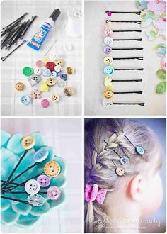 I want to make these with and for my daughter.