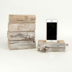Compatible with iPhone 5/6/6+ The wood for our one-of-a-kind live edge docks was collected on the 3,478 mile shoreline of Maine. Our live edge docks make great docking stations for tight office spaces, night stands and small apartments. Each Dock Is Approx. 4″ L X 5.5″ W Upgradeable Design – Unique design allows you to …
