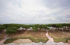 """Pinar de Perruquet"" Park / Arteks Arquitectura"