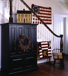 Americana decor is a great way to add some warmth to your home while invoking a historic country feel. Americana decor is often associated with a patriotic motif, but this does not always have to...