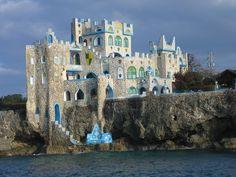 Blue Cave Castle Negril Jamaica