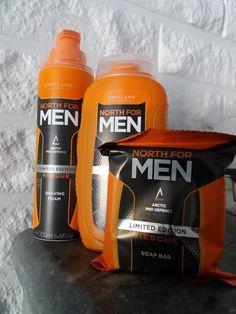 Miehille uutuksia