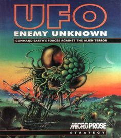 UFO - Enemy Unknown (Amiga) #amiga