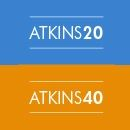 Atkins 20 and Atkins 40 Plans=Compare Plans