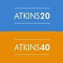 Atkins 20 and Atkins 40 Plans=Compare Plans