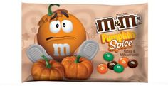 M&M's Debuts A New Fall Flavor | KitchenDaily.com