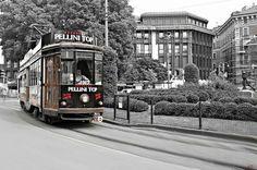 Un caffè con Tram Milano ? :-) (photo by Ingrid) #milanodavedere Milano da Vedere