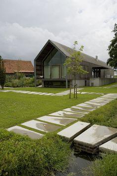 Barn House Roeselare - Projets - BURO II & ARCHI+I