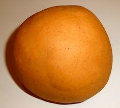 cinnamon pumpkin playdough