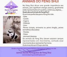 Escola Portuguesa de Feng Shui: ANIMAIS DO FENG SHUI