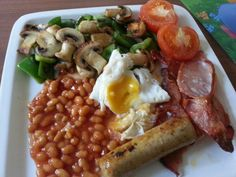 Slimming world breakfast, low fat cooking, bobs, slimming world recipes, gu Super Healthy Recipes, Easy Healthy Dinners, Healthy Foods To Eat, Healthy Dinner Recipes, Diet Recipes, Healthy Eating, Slimming World Breakfast, Health Breakfast, Easy Healthy Breakfast
