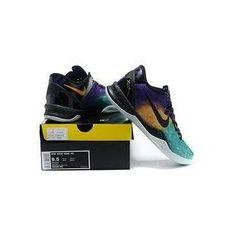 www.asneakers4u.com Women Nike Kobe 8 Easter Fiberglass Court Purple Black Laser Purple