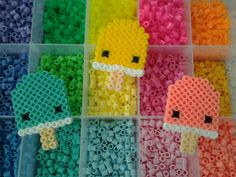 perler beads pattern popsicle - Google Search More