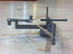 Super e-z Lego cross bow to make for birthdays,holidays, and just for a gift!.