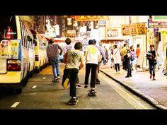 International Crew of Skaters Hit the Streets Hong Kong: ► Keep skating around the world on… Bull Tv, Skate Gif, Hong Kong, Around The Worlds, Street View, Skate Videos, Skateboarding, Red Bull, Skating