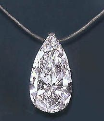 De Beers 273 carat diamond - 3rd largest ever