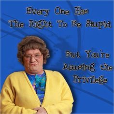 The Wit and Wisdom of Mrs Brown