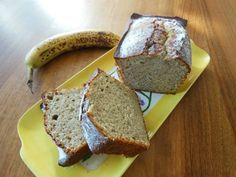 Country at Heart Recipes: Multi-Grain Sourdough Bread Country at Heart Rezepte: Mehrkorn-Sauerteigbrot – Super Moist Banana Bread, Vegan Banana Bread, Vegan Bread, Easy Bread Recipes, Baking Recipes, Vegan Desserts, Delicious Desserts, Chez Vanda, Buttermilk Pound Cake