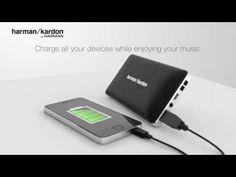 Esquire Mini   Ultra-slim, Superbly-crafted, portable wireless speaker.   Harman Kardon US