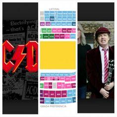 AC/DC Entradas - Conciertos en Madrid.