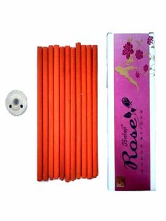 Buy Balaji Rose Dhoop Sticks Pack of 12 Total 121 sticks Incense Sticks, Special Occasion, Fragrance, Packing, Key, Nice, Gifts, Stuff To Buy, Products