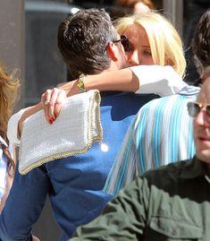 Cameron-Diaz- Stella-McCartney-Falabella-Clutch- Vegan handbags get popular with celebrities