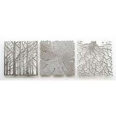 Roots N' Shoots: Metal Wall Art