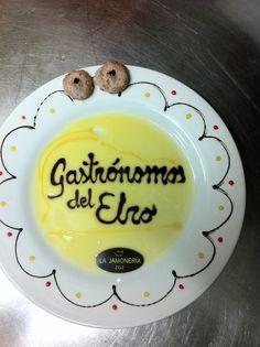 @GastrónomosDelEbro en @LaJamoneria #HallOfFamo2punto0