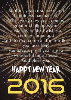 Good Day Quotes : QUOTATION – Image : Quotes Of the day – Description 2016 new years wishes quotes Sharing is Caring – Don't forget to share this quote ! New Year Quotes For Friends, New Years Eve Quotes, New Year Wishes Quotes, Happy New Year Quotes, Quotes About New Year, Happy New Year Gif, Happy New Years Eve, Happy New Year Everyone, Are You Happy