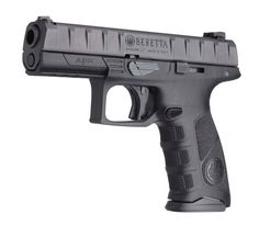 Beretta APX, striker-fired semi-automatic: .40 Smith & Wesson 9x19 mm (9 Luger, 9 Parabellum) 9x21 mm (9 IMI, 9 Italian)