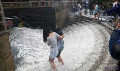 مقتل 7 أشخاص اثر فيضان في جنوبي الصين: أكد المقر المحلي للسيطرة على الفيضانات مصرع سبعة أشخاص في مقاطعة قوانغشي ذاتية الحكم بجنوبي الصين،…