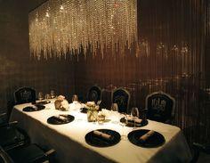 Glamour Dining in Paris