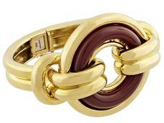 Cartier Aldo Cipullo Carnelian Bracelet in 18K 2