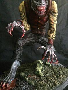 14 Best Horror,Monster Model Kits images in 2016 | Divent art