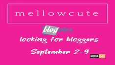 mellowcute looking for bloggers - JOB Blogger sl, Blogueur sl, job sl, jobs sl, MediaSL, Secondlife, Versus Event sl Facebook Giveaway, Discord, How To Become, Invitations, Feelings, Blog, Invitation