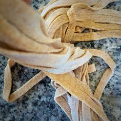 Tagliatelle al huevo, harina integral #pasta #tagliatelle #wholewheat   pedidos@masgourmet.com.ar