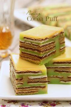 New Ideas For Fruit Desserts Recipes Banana Bread Easy Pudding Recipes, Pudding Desserts, Fruit Recipes, Dessert Recipes, Cooking Recipes, Indonesian Desserts, Asian Desserts, Just Desserts, Puding Cake