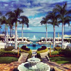 Four Seasons Resort in Maui