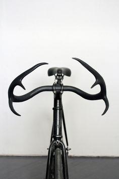 Antler handlebars by taylorsimpsondesign.com