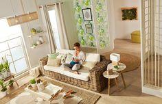 Cómo conseguir una decoración campera para tu casa