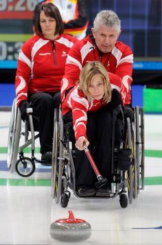 Sonja Gaudet is the world's most decorated wheelchair curler. The veteran of Team Canada has gold medals from the 2006 Paralympic Winter Games and from the Vancouver 2010 Paralympic Winter Games. Sledge Hockey, Adaptive Sports, Toronto Star, Canadian History, Alpine Skiing, Winter Games, Cross Country Skiing, Snowboard, Canada
